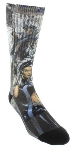 Bioworld X-Men Storm Crew Socks W// Helicase Sock Ring