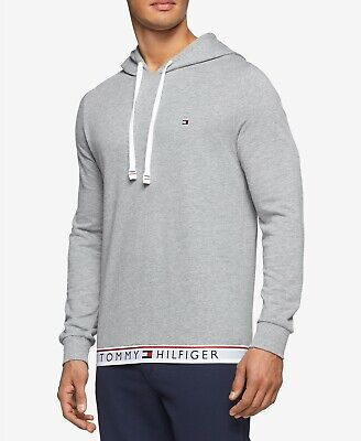 Tommy Hilfiger Mens Modern Essentials French Terry Hoodie
