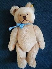 Steiff Original Teddy Bear, Beige, #0201/51, Minty, 20 in., Circa 1979