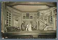 France, Théâtre. Mr. Dulhose, Le Petit Lulu, Mlle. Y. De May et Mme. M. Laure  V