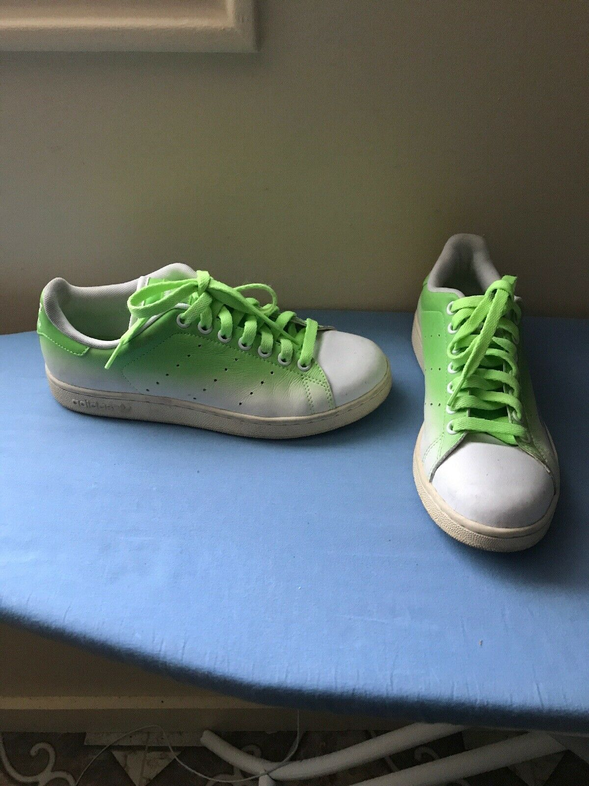 Adidas Green 101812769 Size 6.5