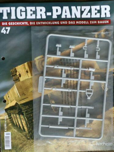 """/""""Tiger-Panzer zum selbstbauen***Ausg 112**Hachette**Scale:1:16**Neu**"""