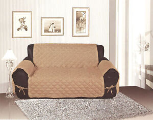 Micro Suede Pet Protector Furniture Cover Sofa Or Loveseat