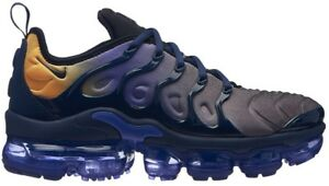 Nike Air Vapormax Plus Women S Persian Violet Black Midnight Navy