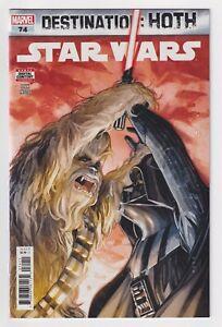 STAR-WARS-74-MARVEL-comics-NM-2019