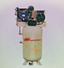 Ingersoll Rand 3 Phase Electrical Vertical Tank Mounted 50hp Air Compressor