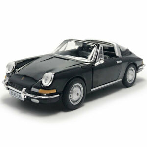 Porsche-911-Sportwagen-1-32-Die-Cast-Modellauto-Auto-Spielzeug-Model-Sammlung