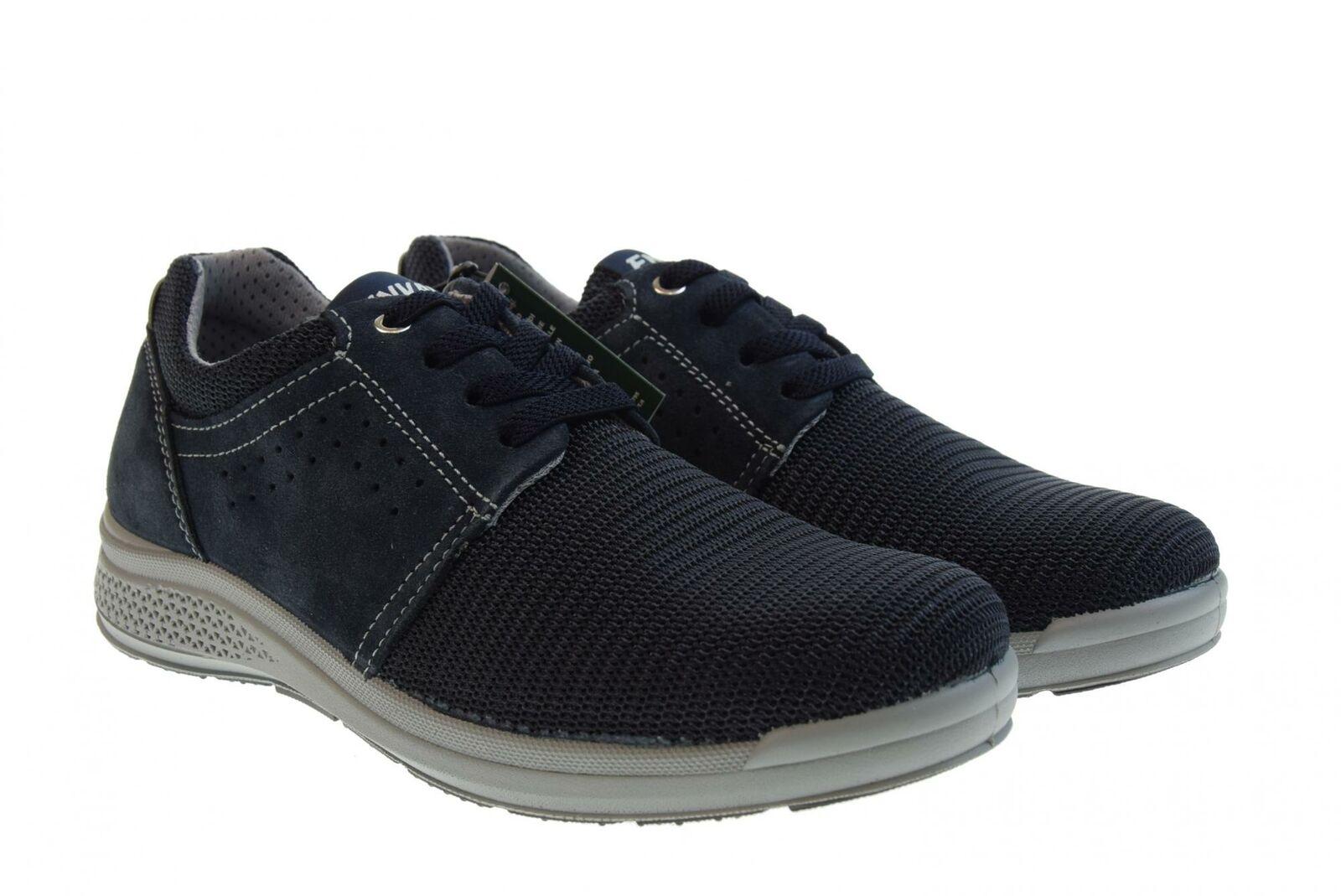 Enval Soft P19f zapatos hombres low zapatillas 3240800 azul