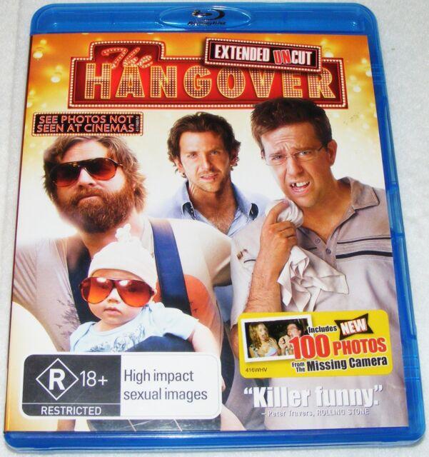 THE HANGOVER---( Blu-Ray+ Digital)