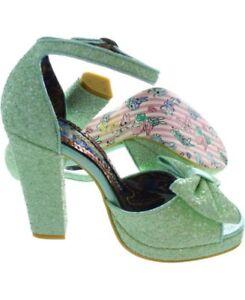 Heels verde Mint June Womens Flaming Eu Choice Irregular 36 FqfzBpW