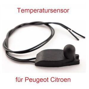 Temperatur-Sensor-fuer-Citroen-Peugeot-Aussenspiegel-Aussentemperatur-Fuehler-Sonde