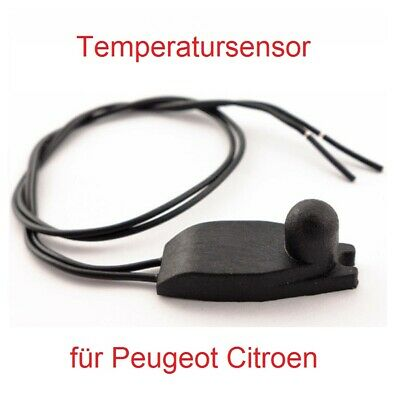 Capteur De Température Pour Citroen Peugeot Rétroviseur Extérieur Température Extérieure Sonde Sonde