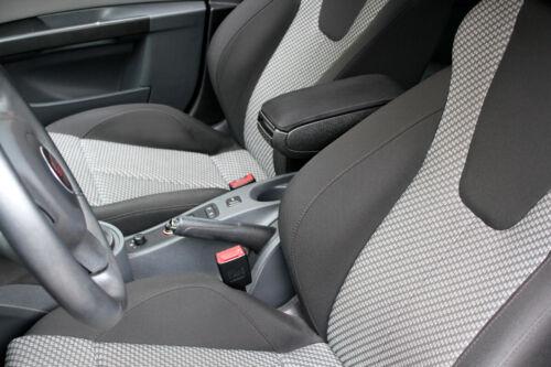 2005-2010 Accoudoir central Seat Leon 2 II type 1P tissu noir neuf