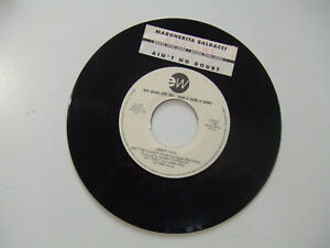 Francesco-Baccini-Jimmy-Nail-Disco-Vinile-45-Giri-7-034-Ed-Juke-Box-Stickers