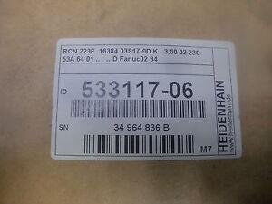 HEIDENHAIN-ENCODER-RCN-223F-16384-03S17-0D-K