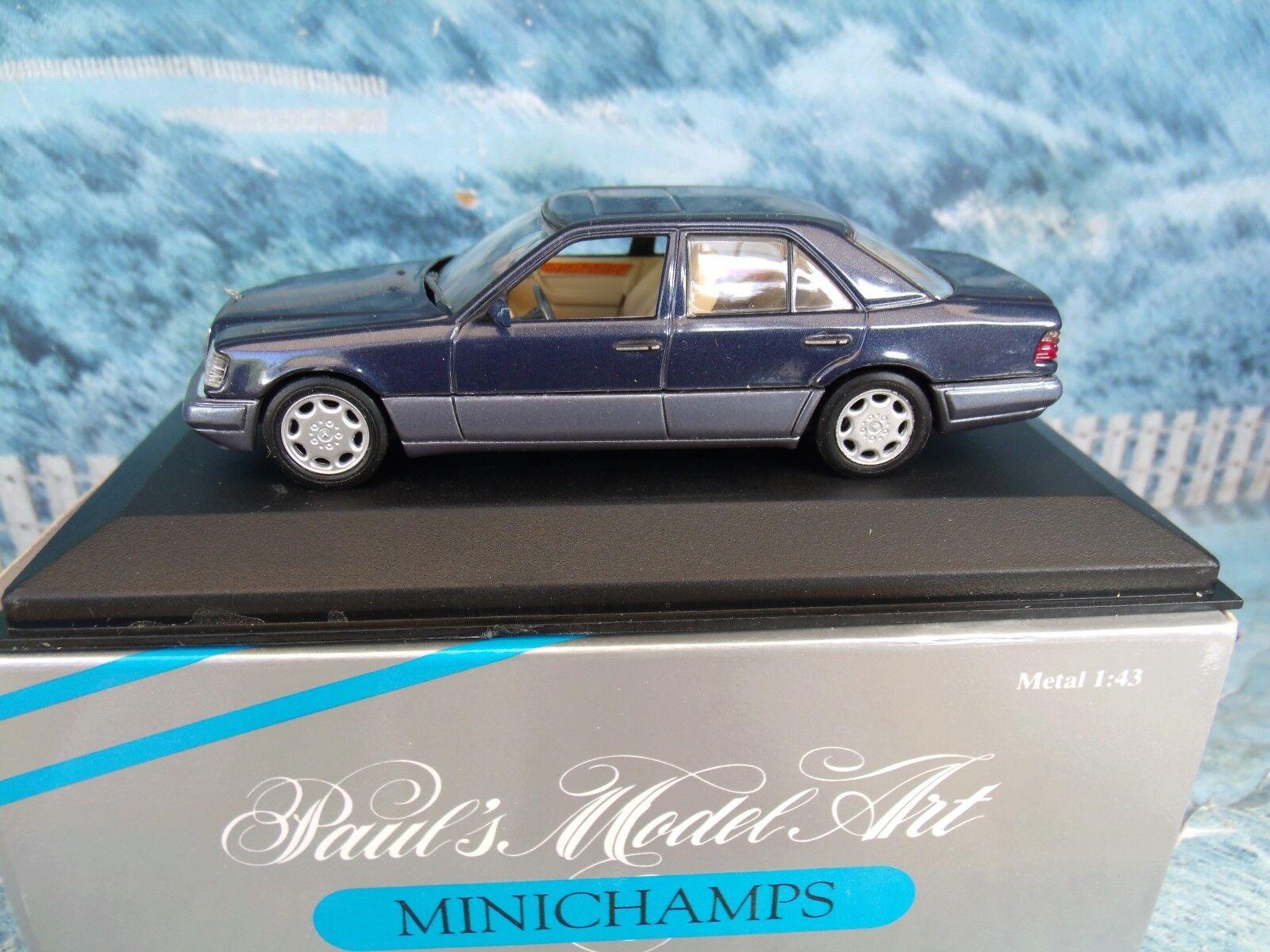 1   43 minichamps mercedes - benz - 1993