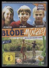 DVD BLÖDE MÜTZE - KLEINE HELDEN - GROSSE FILME mit Johann Hillmann (aus TKKG) **
