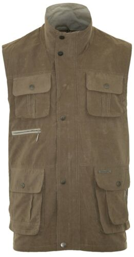 Champion Mens Farnham Country Clothing Light Body Warmer Water-resistant finish