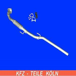 SKODA-FABIA-BREAK-BERLINE-1-2-Y-Pipe-Tuyau-Flexible-d-039-echappement