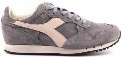 Heritage Hommes Grigio Trident Gris Gray Sneakers S Storm Chaussures Diadora Sw O8ynwNvm0
