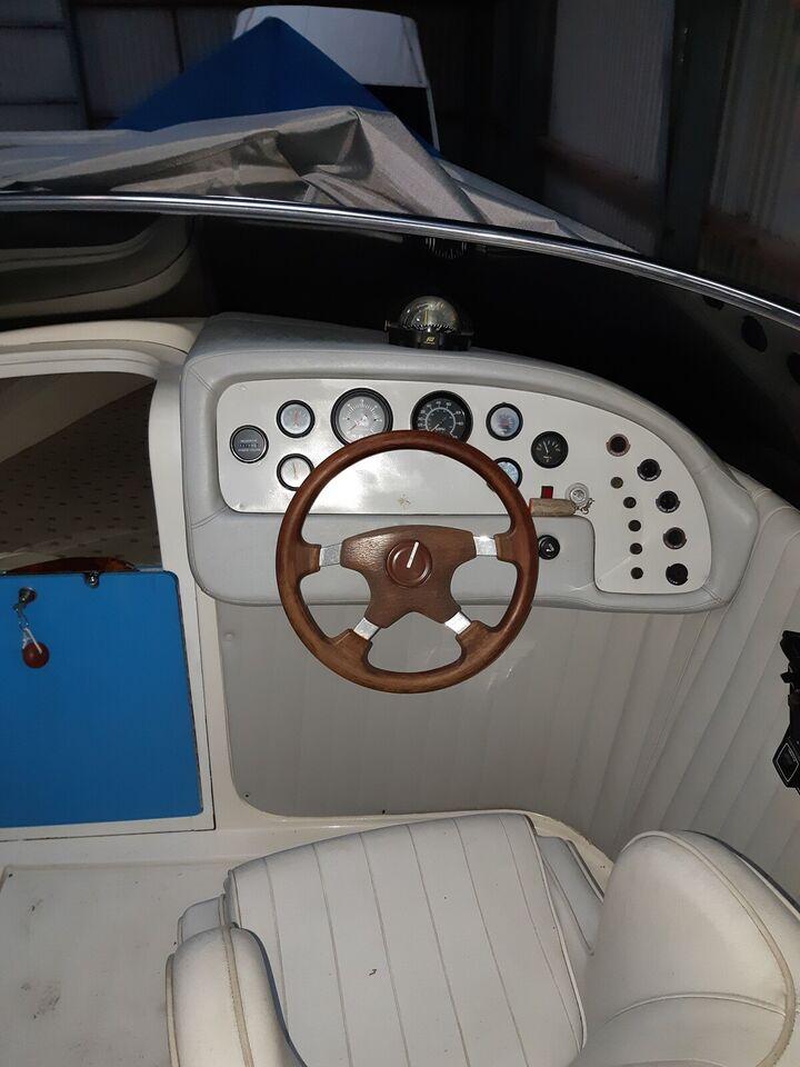 Performance 707, Motorbåd, årg. 1992