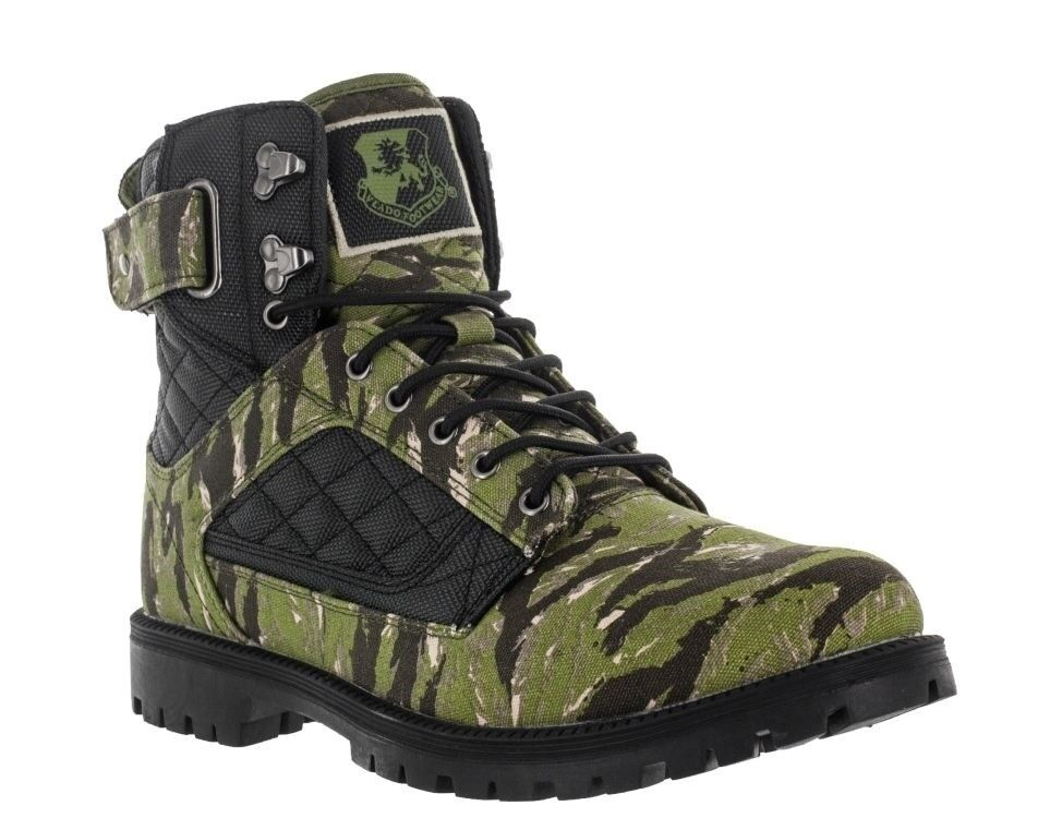 acquista online oggi Vlado Footwear Uomo Atlas 2 2 2 NS Texture stivali Tiger Camo IG-1508-CA3  consegna veloce e spedizione gratuita per tutti gli ordini