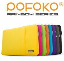 "POFOKO Laptop Sleeve Case Bag Cover Pouch Apple Macbook Pro Air 11 12 13 15"" 16"""