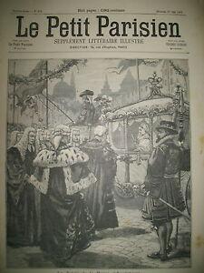 LONDRES-JUBILe-REINE-ANGLETERRE-TRAIN-ASSASSINAT-BULGARIE-LE-PETIT-PARISIEN-1897