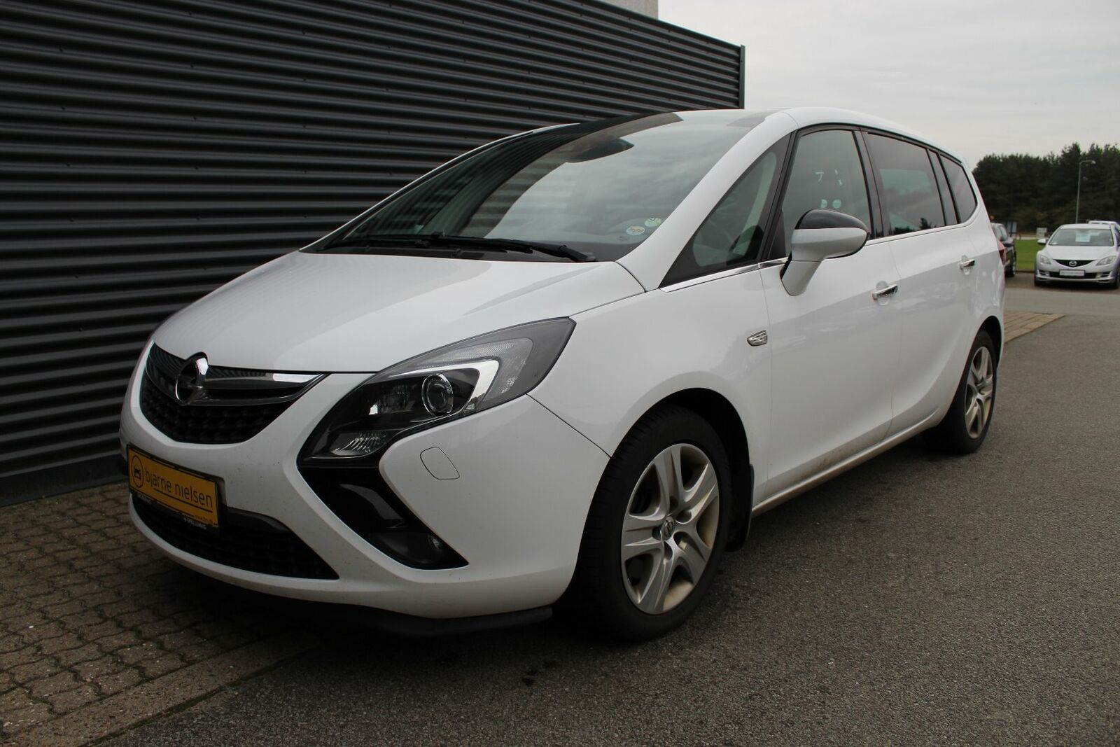 Opel Zafira Billede 6