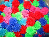 S and S Mini Porcupine Balls (Pack of 72) Toys