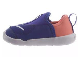 899df490 Details about Kid's Nike LIL' SWOOSH (TD) Toddler shoe Persian Violet/Blue  AQ3114 501 Size 8c