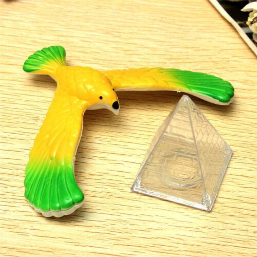Magic Balancing Bird Science Desk Toy Eagle Fun Learn Gag Gift For Kids//Adults