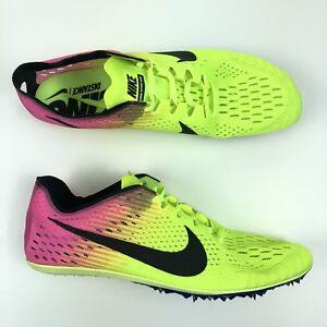 ba3e81b95016 Men s Nike Zoom Victory Elite 2 Track Field Running Spikes 835998 ...