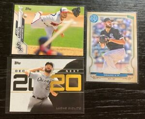 Lucas-Giolito-Lot-3-2020-Topps-Chicago-White-Sox