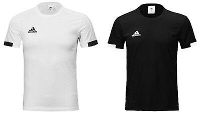 Alert Adidas Men Condivo 18 Shirts S/s Jersey Climalite White Black Tee Shirt Bq6557 Beautiful And Charming Activewear