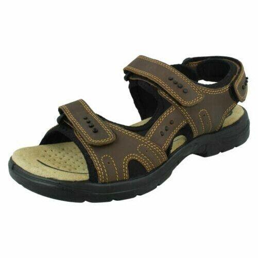 Mens Catesby Casual Hook & Loop Sandals 'MCATESC32011E'