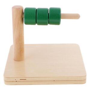 Jeu-Educatif-Montessori-Eveil-Bebe-Jouet-a-Cadran-Horizontal-en-Bois
