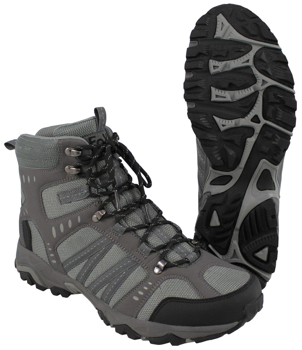 MFH Trekking-Schuhe Mountain High Laufschuhe Trekkingschuhe Halbschuhe 39-46