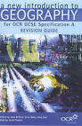 A New Introduction to Geography for OCR GCSE: Revision Guide: Specification A by Steve Sibley, Keith Flinders, Greg Hart, John Belfield (Paperback, 2004)