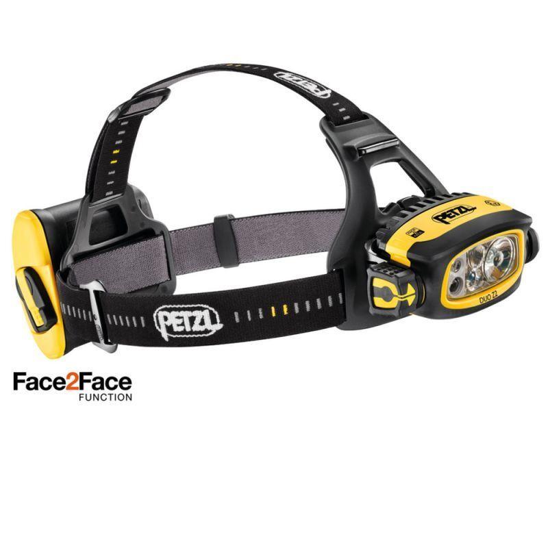 PETZL DUO Z2 LED Stirnlampe 430 Lumen E80AHB  | Sonderaktionen zum Jahresende