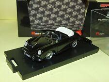 PORSCHE 356 C SPYDER 1963-65 Noir BRUMM R224 1:43