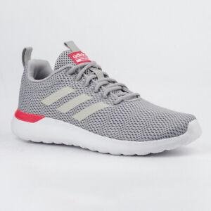 Details zu Adidas Sneaker Lite Racer CLN F34588 Cloudfoam Turnschuhe Grau Pink SALE