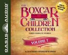 The Boxcar Children Collection Volume 7: Benny Uncovers a Mystery, the Haunted Cabin Mystery, the Deserted Library Mystery by Gertrude Chandler Warner (CD-Audio, 2014)