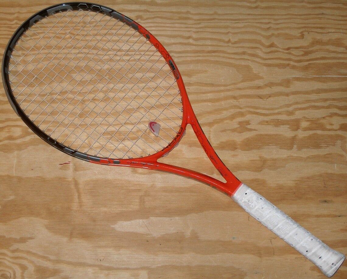 Cabeza YouTek IG Radical S 100 4 3 8 Raqueta De Tenis