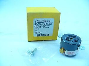 HUBBELL-HBL5258-SINGLE-RECEP-1-3-4-034-C-C-MOUNTING-SIDE-WIRED-ONLY-15A-125V-F237