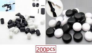 Diy Face Cover Adjustment Elastic Cord Stops 200pcs Ear Loop