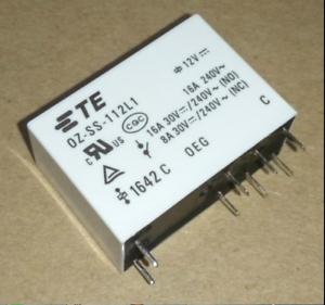 5pcs New OZ-SS-112L1-12VDC OZ-SS-112L1 12VDC TE Relay