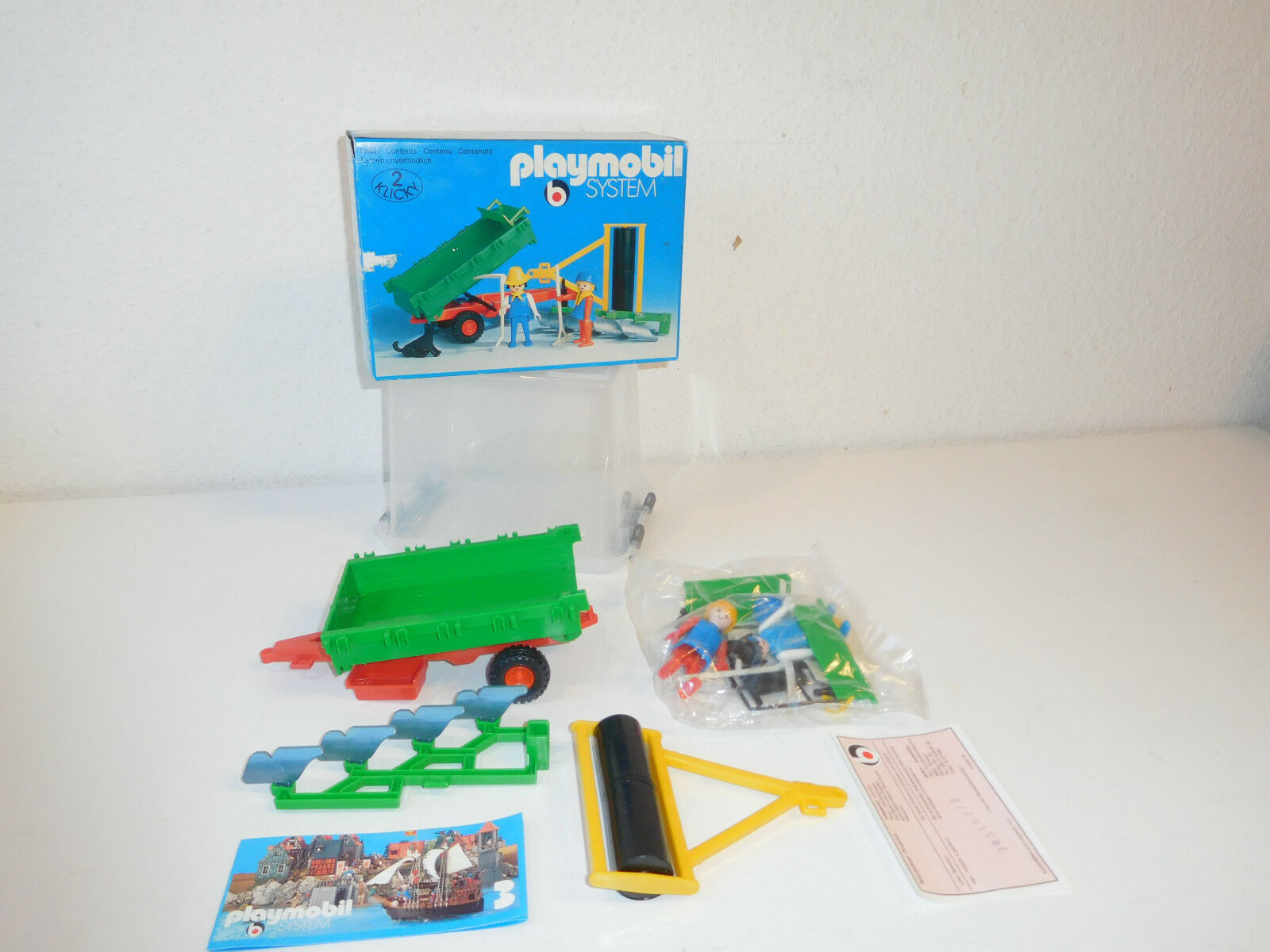 Playmobil 3501 mib new OVP