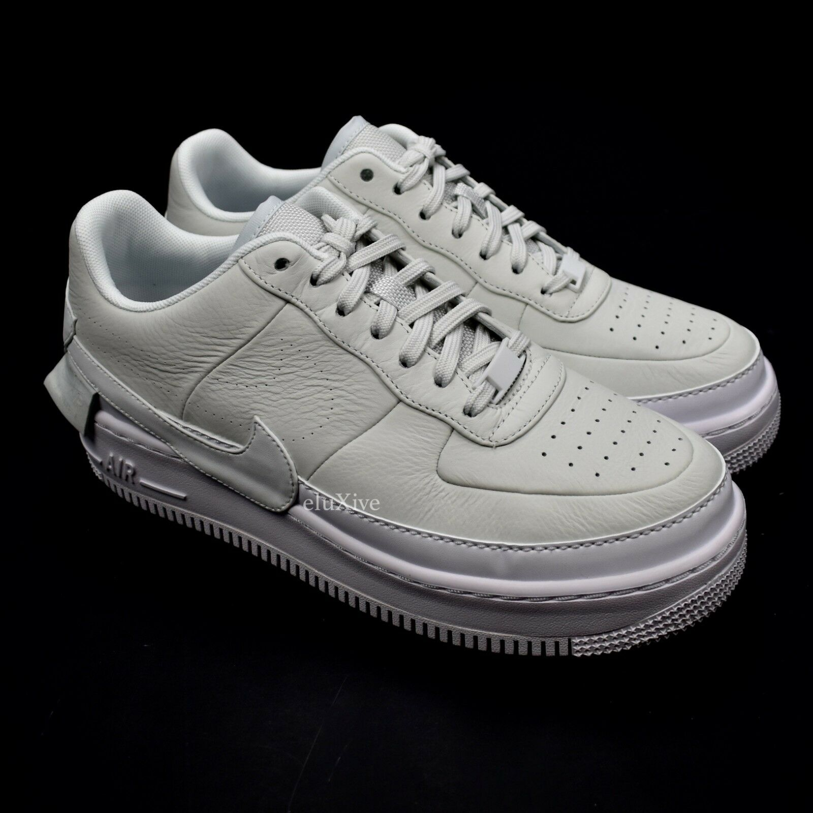 NWT Nike Women's Air Force 1 Jester XX Off White Leather Sneakers 2018 AUTHENTIC