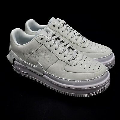 new concept e74d6 42274 NWT Nike Women's Air Force 1 Jester XX Off White Leather Sneakers 2018  AUTHENTIC   eBay